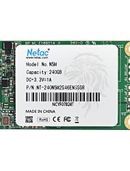 N5M netac® 240GB mSATA 6Gb / s MLC unità SSD a stato solido