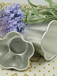 Plum-Flower Style Mould Alloy Metal Fondant Cake DIY Cup M-C17