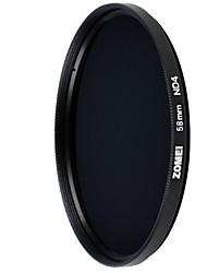 Zomei 55 mm nd4 2 Anschlag nd Neutraldichte Digitalfilmkamera-Objektiv-Filter