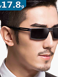 Sunglasses Men's Classic / Lightweight / Sports / Polarized Wrap Black / Brown / Gray / Bisque Sunglasses / Sports / Goggles / Driving