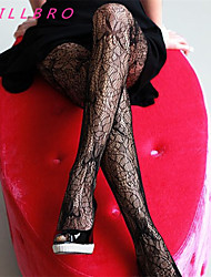 Women Sexy Black Fishnet Butterfly Pantyhose Ladies Stockings Tights Sheer for girls WY035 Free shipping