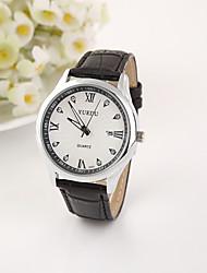Personalization Men's Fashion Bracelet Watch