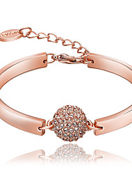 May Polly 18K rose gold plated bracelet Ms.