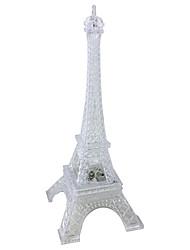 romântico Eiffel luminescência colorido luz da noite da torre (3 * LR44)