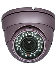 "Security Camera 1/3"" SONY 1200TVL IR Waterproof CCTV Camera Zoom Lens 4-9mm OSD Video Surveillance Camera"
