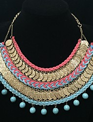 Cute/Party/Work Alloy/Fabric Collar