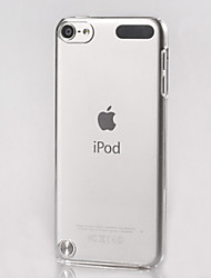 Transparent PC Back Cover Case for iPod Touch 5