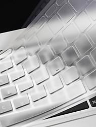 nuevo teclado de TPU clara piel de la cubierta delgada de retina MacBook 12 ''