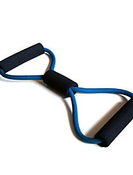 Resistance Bands Tubes Workout Training Exercise