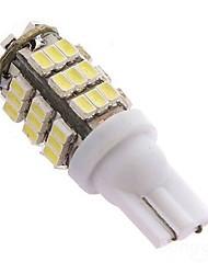 Lumières pour tableau de bord/Lampe de lecture/Eclairage plaque d'immatriculation/Feux stop/Lampe de portière (6000K LED -