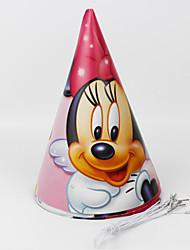 Minnie Mouse 12pcs papier chapeau