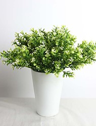 "12.6"" Chinese Perfume Plant 2 Bunches  Artificial Plant for Decor"