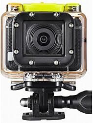 S55 CMOS Full HD 1080p 12.0MP câmera de esportes ao ar livre de vídeo digital