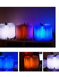 Faltende USB Lade LED Nacht seltsame Bücher Nachttischlampe (Farbe sortiert)