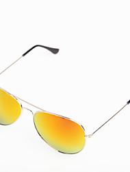 100% uv gafas de sol de aviador