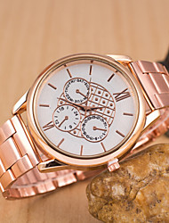 Women's Watches Swiss Alloy Light Version Of The Three Eye Watch Cool Watches Unique Watches
