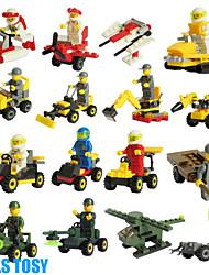 phoques st50724 série blocs de construction (12 pack)