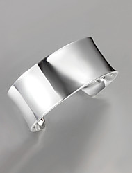Hot Selling Products Party/Work/Casual Silver Plated Cuff Bracelet Wedding Jewelry for Men And Women
