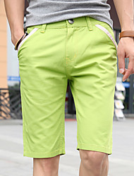 Men's Shorts , Casual Pure Cotton