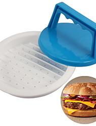 neje plástico cozinha hamburger imprensa carne fabricante de moldes patty