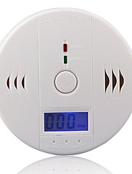 Portable LCD Display Digital Carbon Monoxide CO Warning Detector Alarm Detector