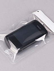 Japanese Universal Cell phone Transparent Waterproof Underwater Pouch Dry Bag Pack Case Cover