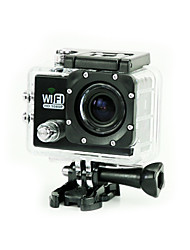 "RICH SJ6000 SPORTS CAM/ 1080P FHD video pixels/24.0Mega pixel/170°Wide Angle Lens/2.0"" LCD Screen/WIFI function"