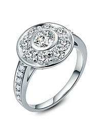 2.5CT Total 8 Around one SONA Diamond Ring Brand Custom 1:1 Copy Quality Engagement Jewelry Sterling Silver Women Ring