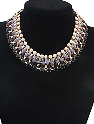 Linzhe Women'S Street Beat Fashion Trend Necklace