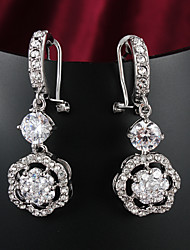 2015 Hot Selling Products Party/Casual Gold Plated Drop Earrings New Fashion Jewelry