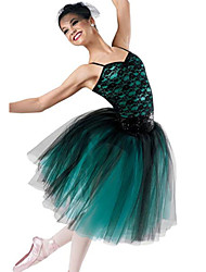 Dance Dancewear Adults' Children Ballet Dance Dresses