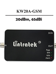 Lintratek® MINI Size 20dBm GSM Signal Booster GSM 900Mhz Cell Phone Signal Booster Mobile Amplifier