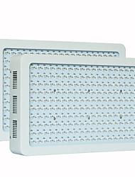 Spectre complet 600w LED Grow lumière fleur ir 3w plante culture hydroponique lampe