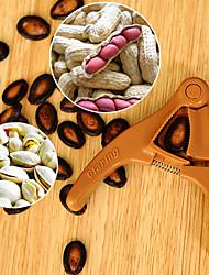 Nut Cracker Sheller Walnut Plier Pistachios Pumpkin Seeds Opener
