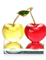 doble de perfume de cristal de la cereza de alquiler