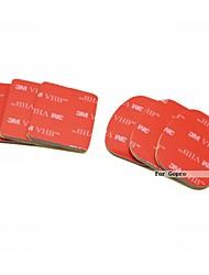 Accessoires für GoPro Einbeinstativ / Stativ / Schraube / Action Cam ZubehÖr Saugnapfhalterung / Träger / HalterungFür-Action Kamera,