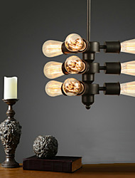 Edison Retro Light Chandelier