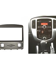 Autoradioblende für Mazda Tribute Installation Furniereinsätze cd dash Plattensatz