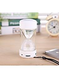 braudel parfaite LED Lights sables mouvants u disque cadeau créatif bonne basse portable à puce Bluetooth Speaker