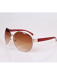 Sonnenbrillen hombres's Modisch Quadratisch Mehrfarbig Sonnenbrillen Vollrandfassung