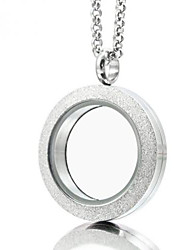 Women's Stainless Steel Necklace Causal Non Stone