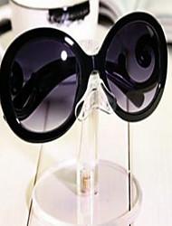 mujeres 's 100% UV400 Rund Sonnenbrillen