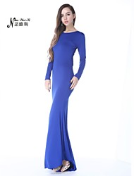 Nuo wei si ® Women's Sexy Slim Long Sleeve Prom Ball Cocktail Party Dress
