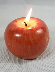 Novelty Apple Shaped Candle