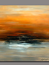 Abstract Oil Painting Hand-Painted Wall Art Other Artists hand-painted oil painting1011-1