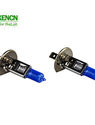 XENCN H1 12V 55W 5300K Blue Diamond Light Car Headlight Halogen Super White HeadLamp