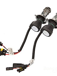 H4 35W Xenon HID Headlamp with Wiring Harness
