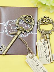 chave abridor de garrafas clássico pacote de ouro