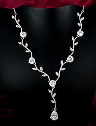 partido de venda quente / ouro ocasional banhado a marca de jóias colar de pingente de moda para as mulheres