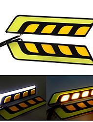 Phares de jour ( 6000K/8000K , Intensité Réglable/Etanche ) LED - Automatique/SUV/Tracteur/Off-Road/Ingénierie voiture